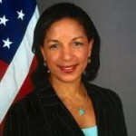 UN Ambassador Rice