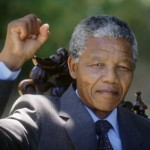 Nelson Mandela on Day After Release